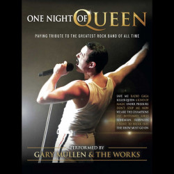 réduction place spectacle One Night of Queen