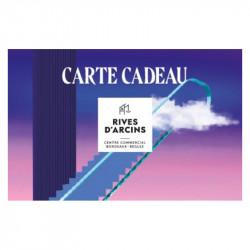 Carte cadeau Centre commercial Les Rives d'Arcin magasin